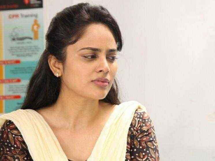 RIP: Nandita Swethas father passes away at 54 - condolences pour in!
