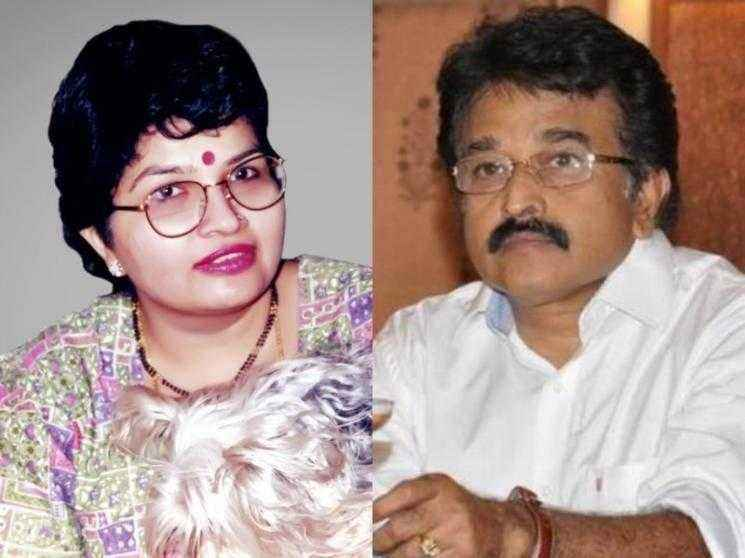 RIP: Producer-director KRs wife Mrs. Indira passes away - condolences pour in!