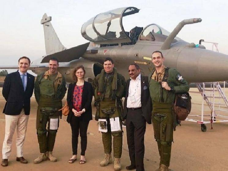 France advises India to keep Pakistan origin technicians away from Rafale jets!