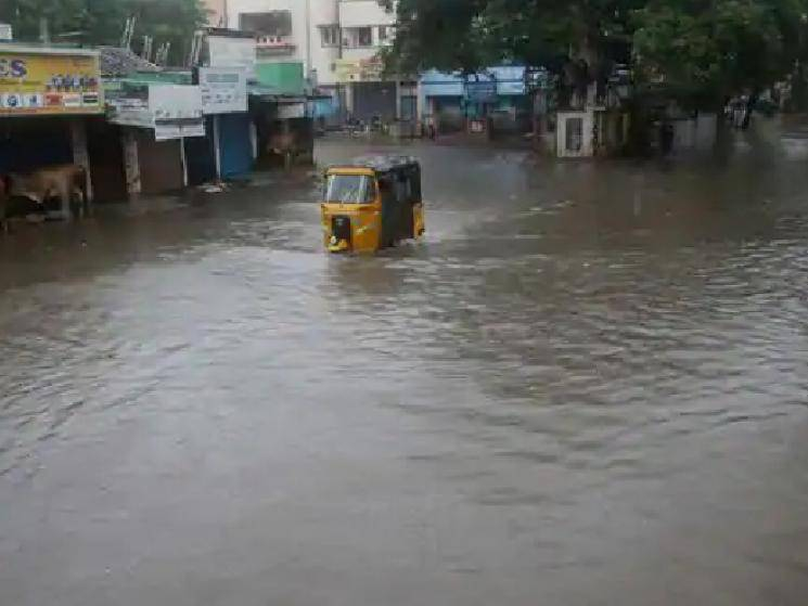 IMD warns of heavy rains again for Tamil Nadu, AP & Kerala!