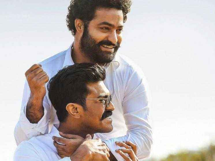Rajamouli's RRR - an epic announcement to be made on October 29 | Jr NTR | Ram Charan