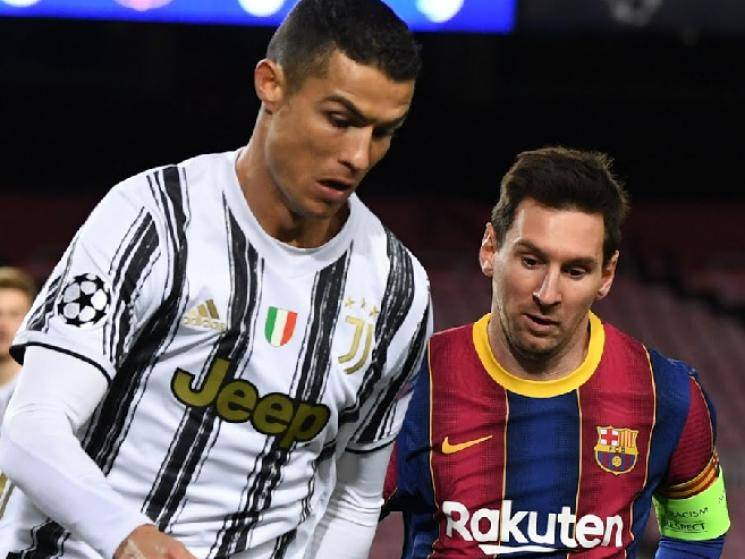 Cristiano Ronaldo trumps Lionel Messi as Juventus defeat Barcelona!