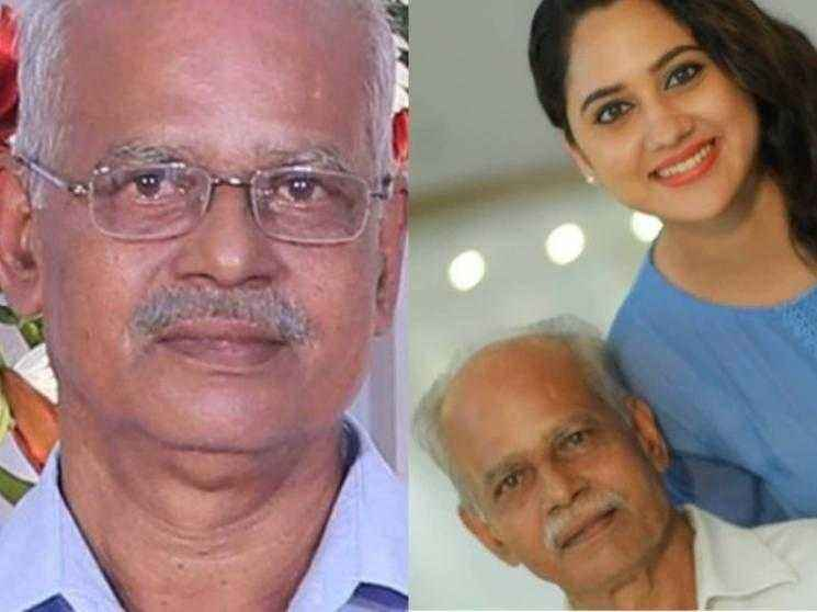 SAD: Indru Netru Naalai heroine Miya Georges father passes away - condolences pour in!
