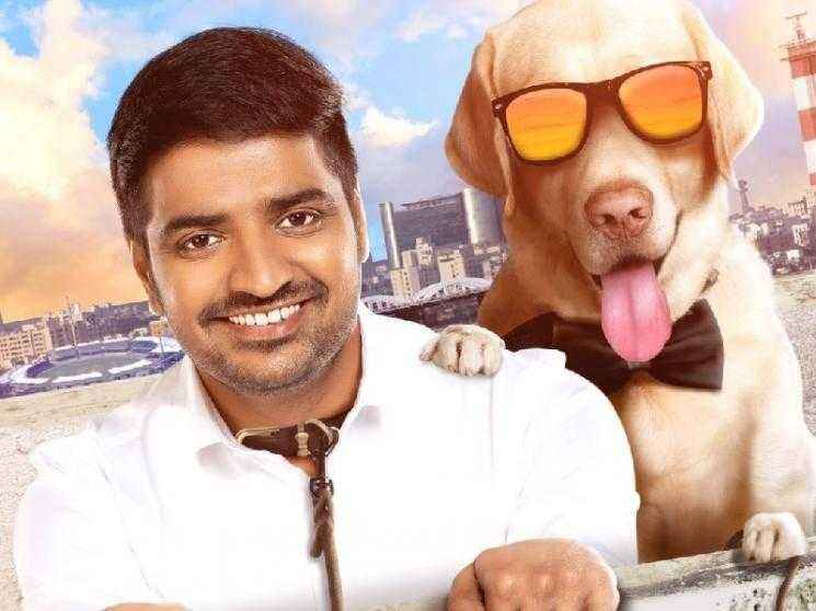 SURPRISE: Sathish's next film titled Naai Sekar - Interesting First Look Poster Released!