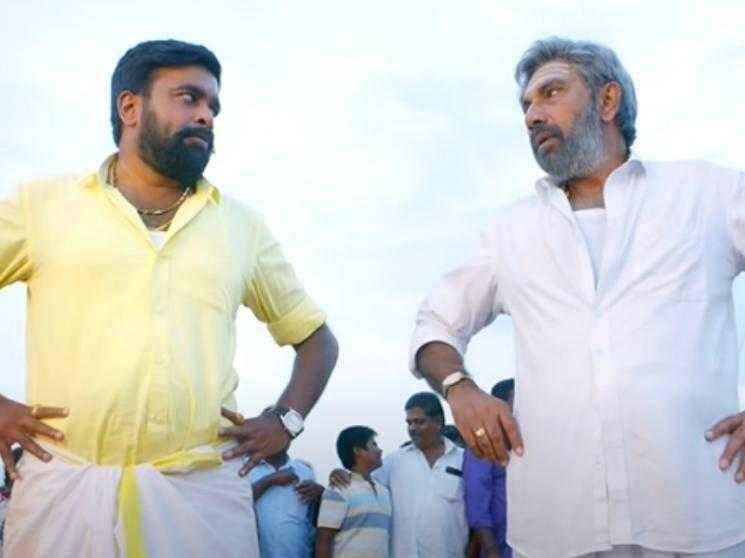 Sasikumar's next rural entertainer - MGR Magan trailer | Sathyaraj | Samuthirakani | Ponram | Mirnalini Ravi