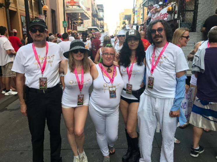New Orleans sex party turns into COVID hotspot!