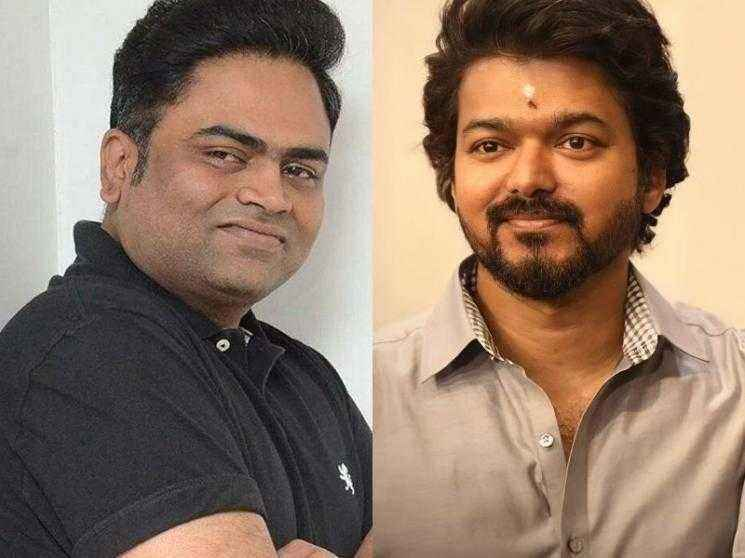Singer Krish's special message to Thozha director Vamshi Paidipally about Thalapathy 66 - Breaking statement!