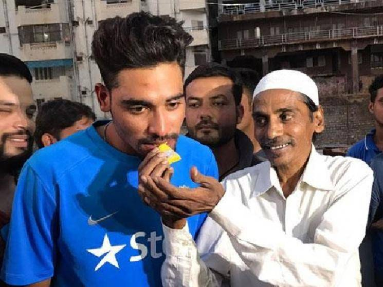 Indian cricketer Mohammed Siraj loses his father but to stay back in Australia!