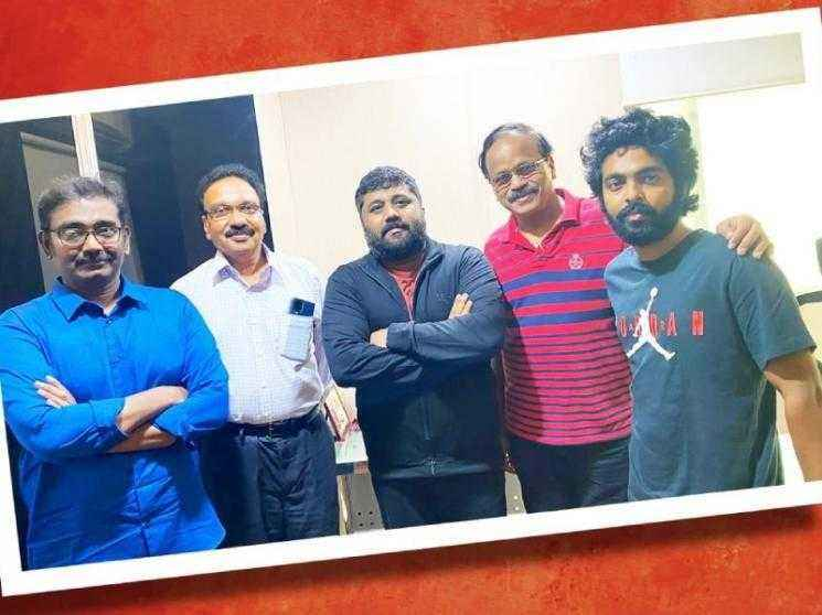 Studio Green acquires the theatrical distribution rights of GV Prakash's long awaited Jail!