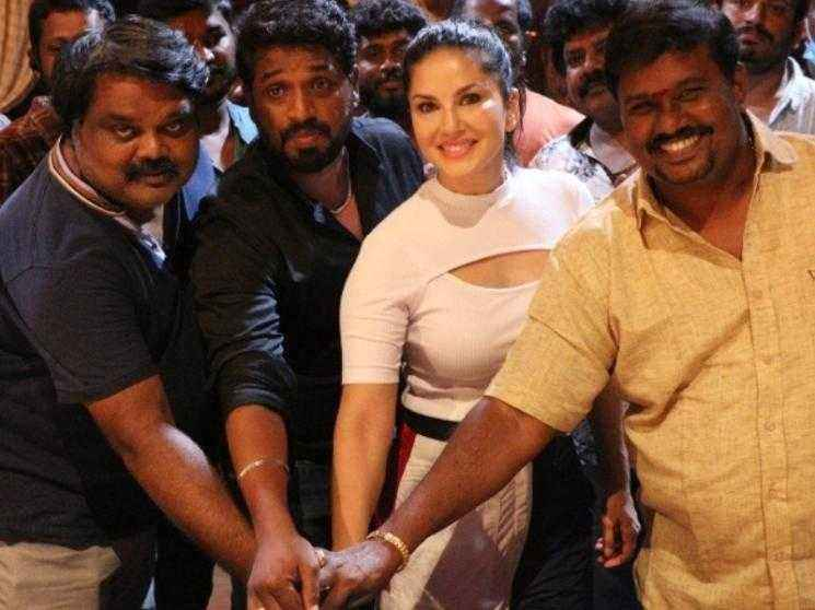 Sunny Leone's Oh My Ghost Movie - second schedule shoot wrapped up | New Update!