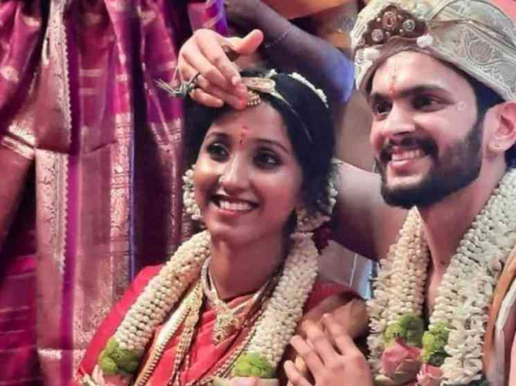 Super Singer 8 fame Abhilash Venkitachalam marries his girlfriend Manasa - wishes pour in!