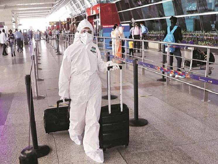 TN Govt asks all passengers who returned from UK after Nov 25th to get COVID tests!