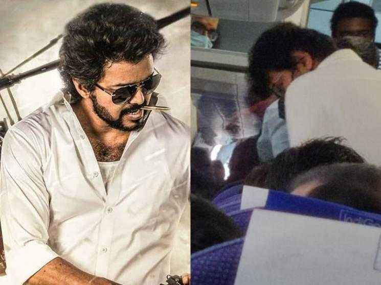 Thalapathy Vijay's BEAST team off to Delhi for next big schedule - VIRAL PICS and VIDEO!