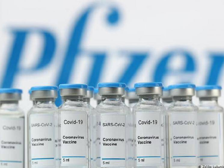 Britain gets ready to rollout Pfizer COVID vaccine this week!
