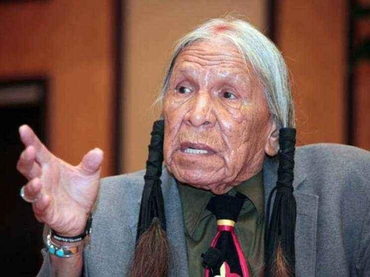 Veteran Native American actor Saginaw Grant passes away at 85 - condolences pour in!