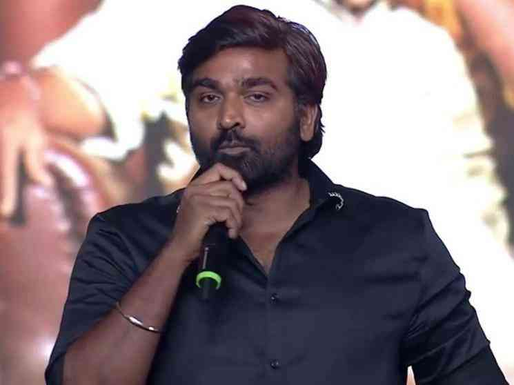 Vijay Sethupathi's official statement on birthday cake cutting photo controversy