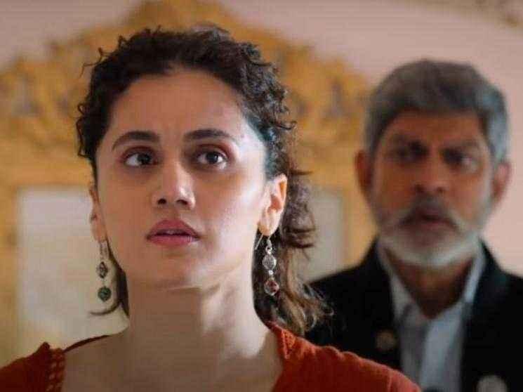 Vijay Sethupathi - Taapsee's Annabelle Sethupathi - Special Sneak Peek | Jagapathi Babu
