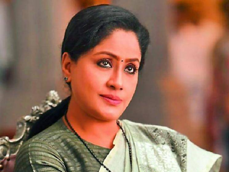 Vijayashanti returns to BJP from Congress!