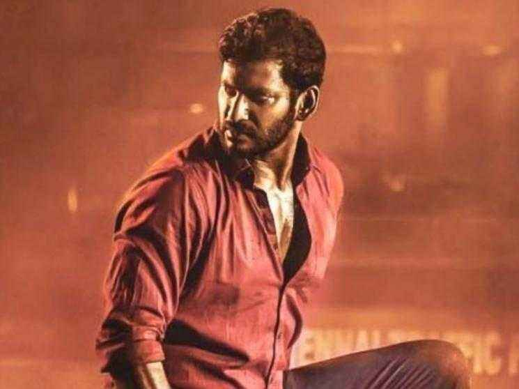 Vishal's Veerame Vaagai Soodum dubbing completed, post-production nearing final stages