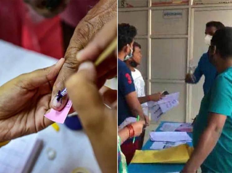 பீகார் சட்டசபை தேர்தல்: வாக்கு பதிவு தொடங்கியது!