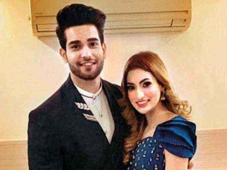 Yeh Hai Mohabbatein serial actor Abhishek Malik gets engaged to his girlfriend Suhani Choudhary