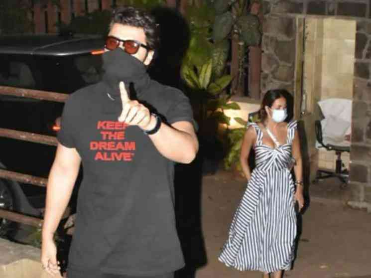 Arjun Kapoor's strong words to photographer for climbing Kareena Kapoor-Saif Ali Khans house wall | Malaika Arora