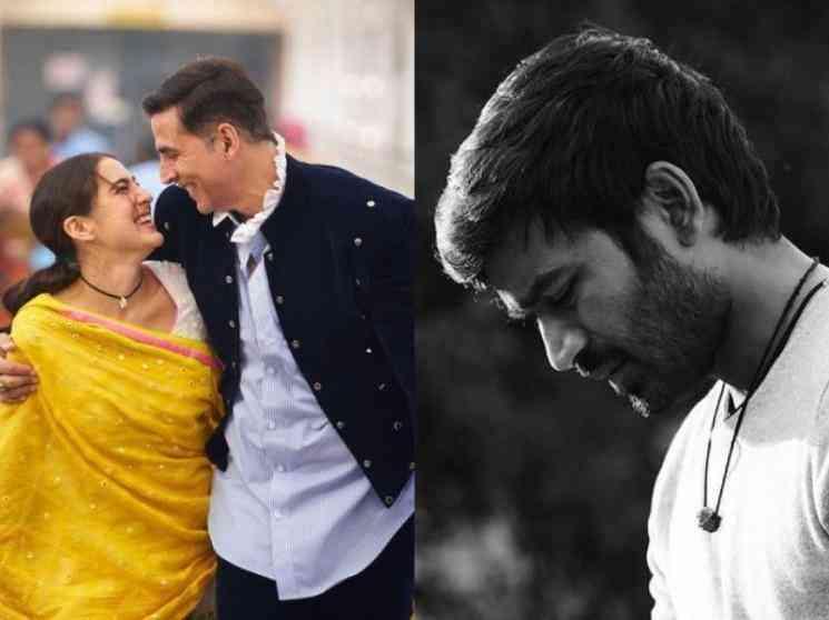 அத்ரங்கி ரே திரைப்படத்தின் அட்டகாசமான அப்டேட் !