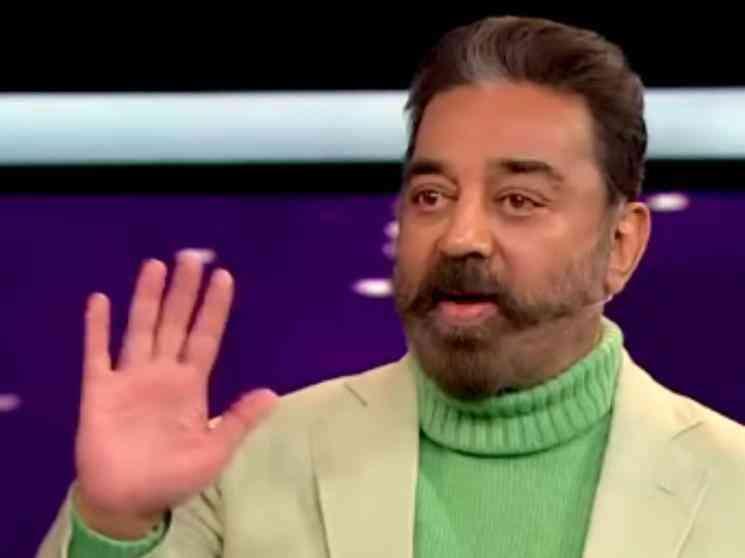 Kamal Haasan's big reassurance to the Bigg Boss 4 finalists | New Viral Promo