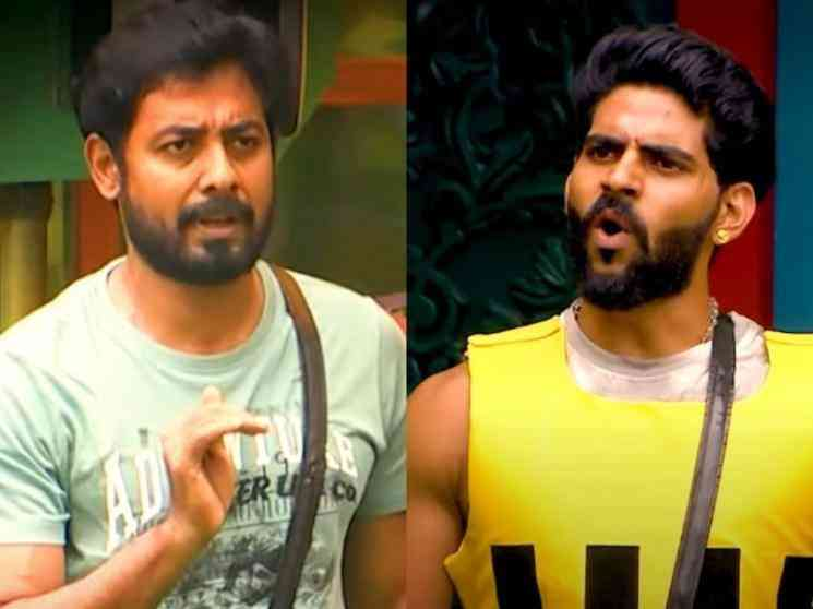 Bigg Boss' task creates new conflict between Aari and Balaji | Latest promo