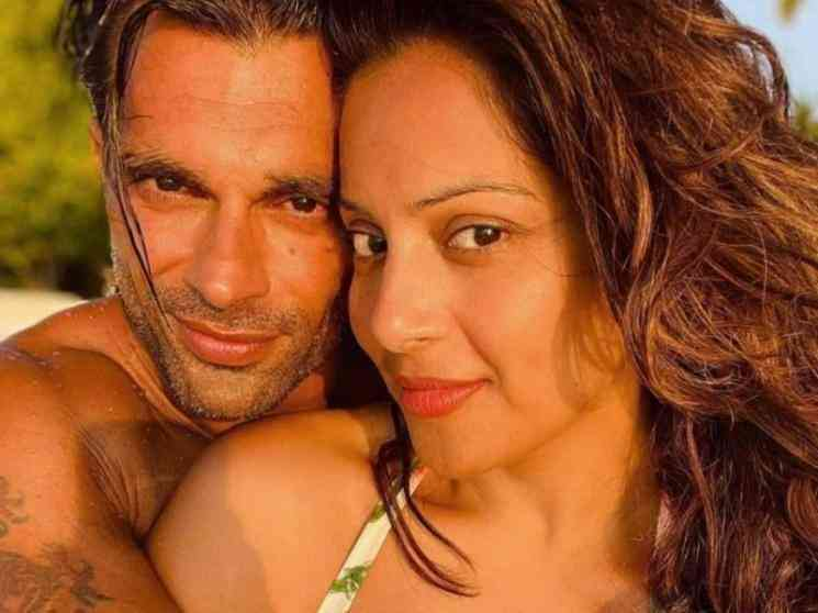 Bipasha Basu And husband Karan Singh Grover set couple goals in Maldives vacation pics