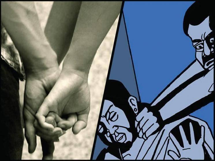 கள்ளக் காதலன் வீட்டிற்கே சென்று குடும்பம் நடத்திய மனைவி! அன்பா பேசி கழுத்தை அறுத்துக் கொல்ல முயன்ற கணவன்!