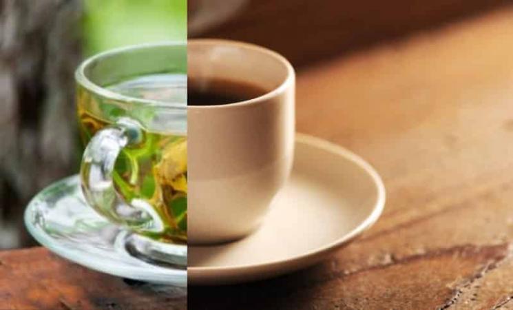 Green Tea Vs Green coffee