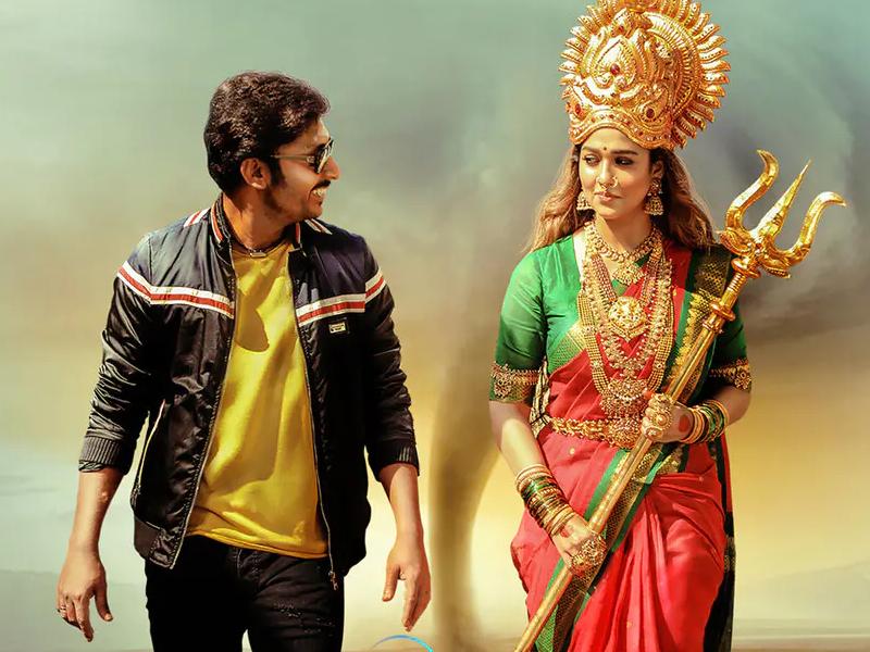 Mookuthi Amman Movie Review | Nayanthara | RJ Balaji