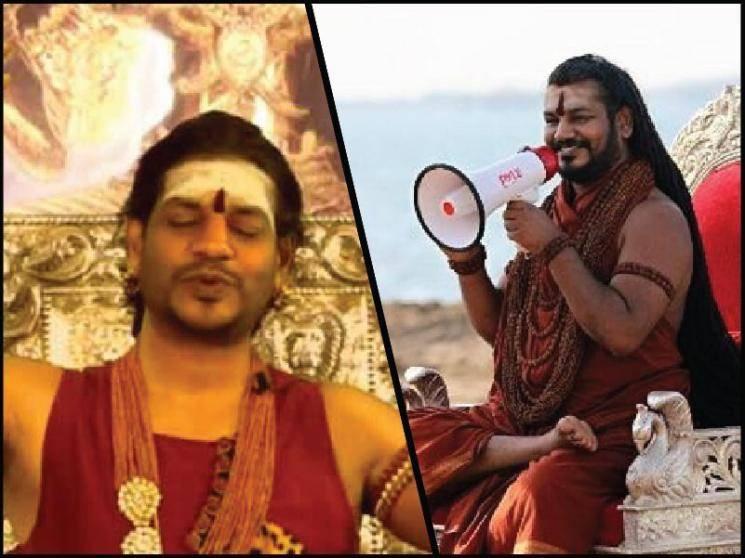 """""""ஆண்டி என்றாலும் ஓகே.. அதிபர் என்றாலும் ஓகே.."""" நித்தியானந்தா கலகல.."""