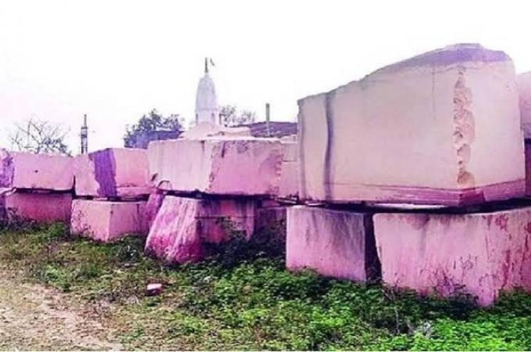 ராமர் கோவில் கட்டுமானத்திற்கு கற்கள் கிடைக்கவில்லை!