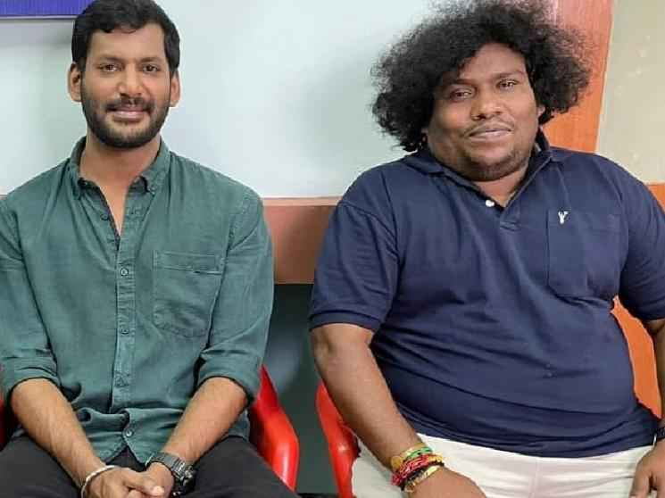 After Valimai and Beast, Yogi Babu onboard for this star hero's next film!