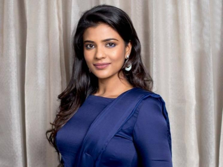 OFFICIAL: Aishwarya Rajesh cast opposite Sasikumar in the Mundhanai Mudichu remake