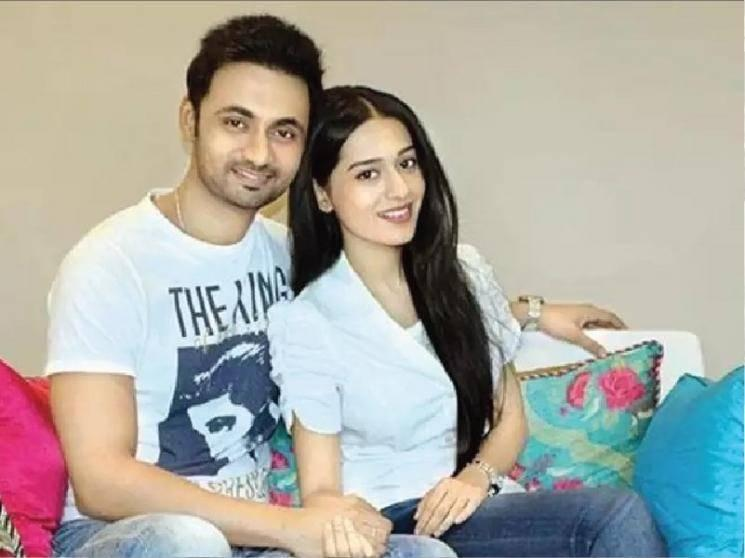 Main Hoon Naa actress Amrita Rao and hubby RJ Anmol to welcome their first baby soon
