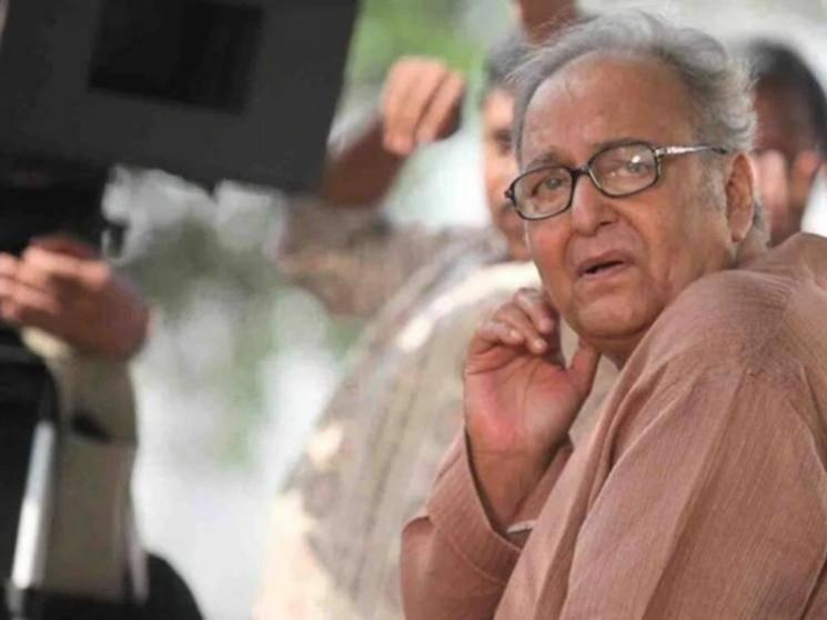 Legendary Bengali actor Soumitra Chatterjee dies at 85 after battle with COVID-19