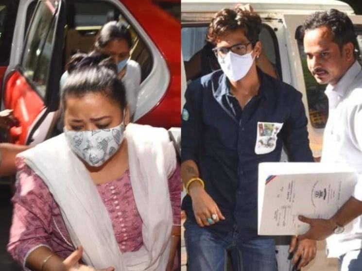 Comedian Bharti Singh and husband Harsh Limbachiya arrested, bail likely to be delayed