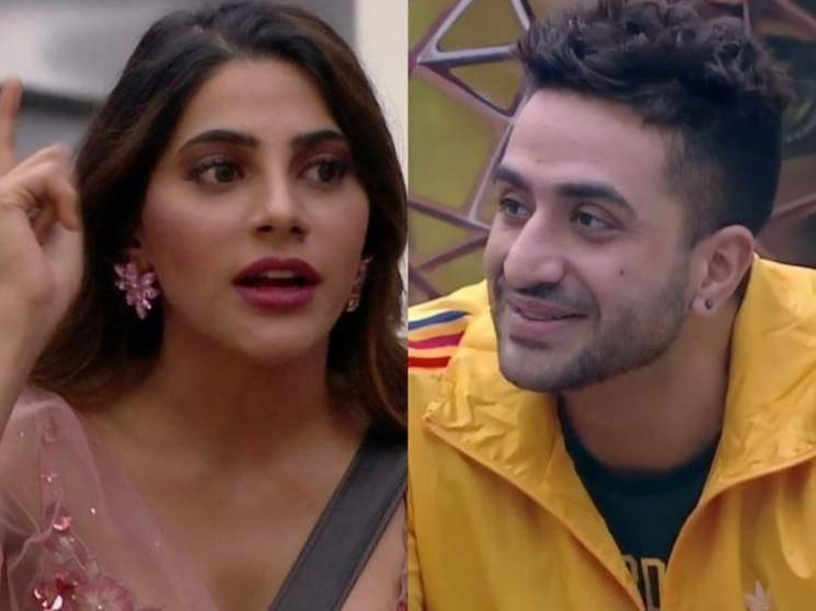 Bigg Boss 14: Kanchana 3 Nikki Tamboli reveals she will say YES if Aly Goni proposes  - viral video!