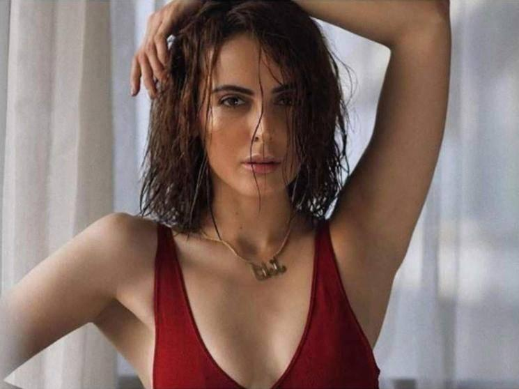 Actress and former Bigg Boss contestant Mandana Karimi alleges harassment on film set