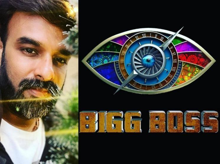 Is this actor the voice behind the announcements in the Bigg Boss 4 house? - viral videos!