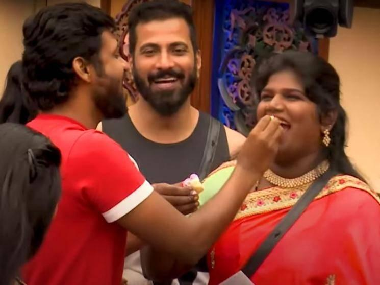 Aranthangi Nisha's birthday celebrations with special guests | Bigg Boss 4 | Day 8 - Promo 3