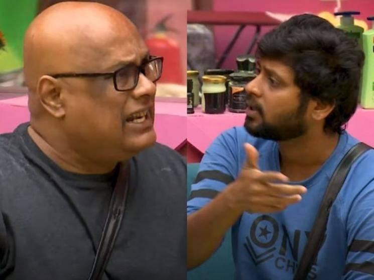 Rio Raj and Suresh Chakravarthy's tension-filled serious conversation | Bigg Boss 4 | Day 10 - Promo