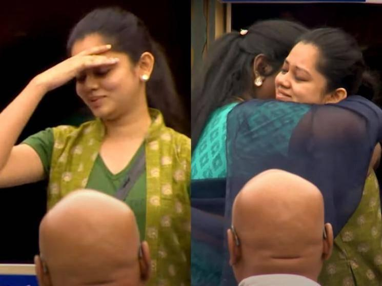 Anitha Sampath reveals how Aranthangi Nisha resembles her mother | Bigg Boss 4 | Day 2 - Promo 2