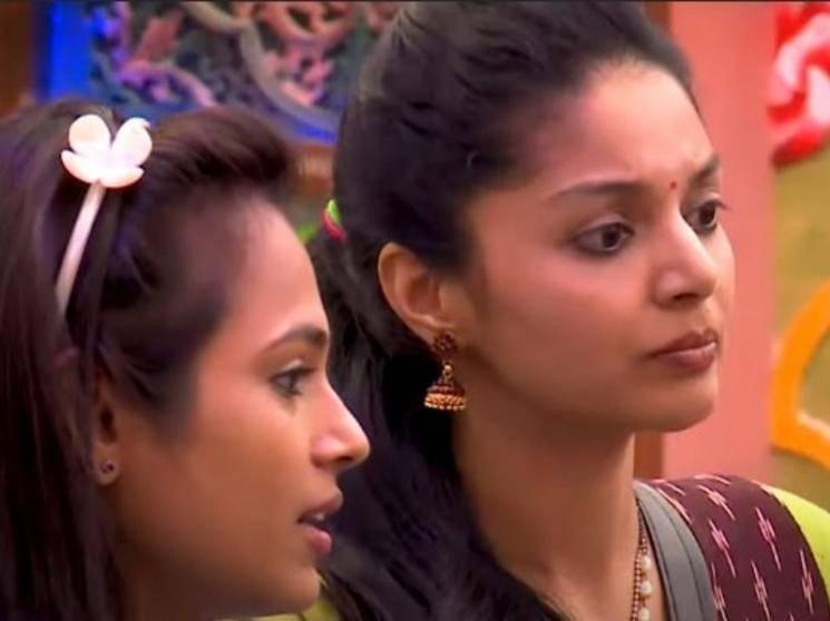 Ramya Pandian, Sanam Shetty and Rekha exchange heated words | Bigg Boss 4 | Day 5 - Promo 1