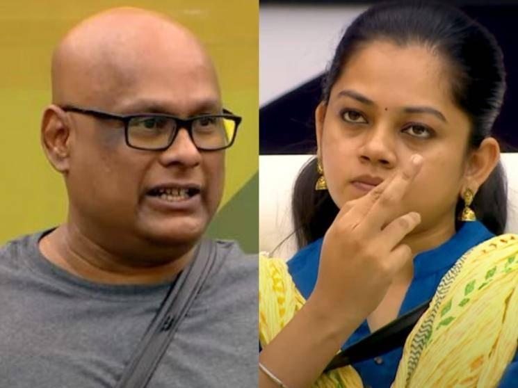 Suresh Chakravarthy asks for forgiveness, Anitha Sampath reacts | Bigg Boss 4 | Day 4 - Promo 2