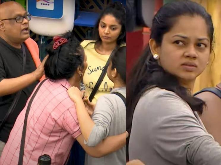 Anitha Sampath and Suresh Chakravarthy get into a huge argument | Bigg Boss 4 | Day 2 - Promo 3
