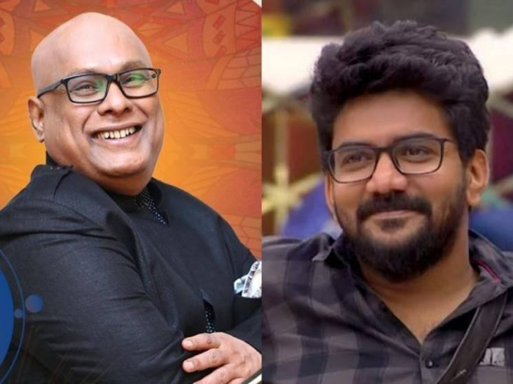 Kavin's viral statement about Suresh Chakravarthy in Bigg Boss Tamil season 4